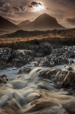 Glen Sligachan, Isle of Skye, Scotland, by Andrew Jones