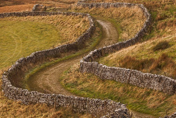 Packhorse Track, Yorkshire Dales, by Andrew Jones